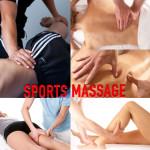 massage sport